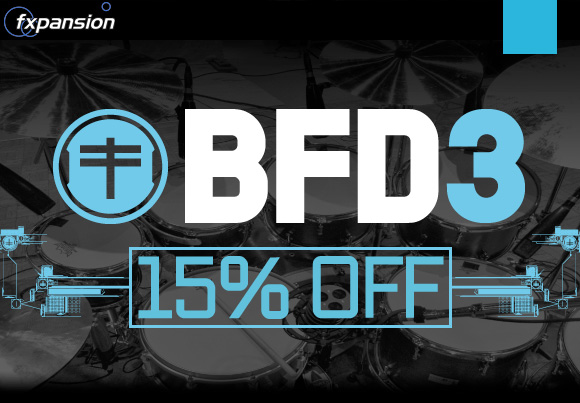 BFD3 15%OFF