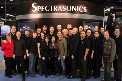 現在のSpectrasonicsチーム