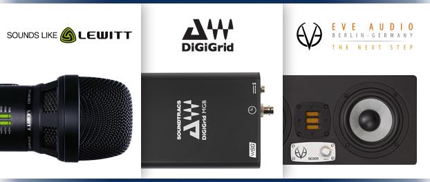 LEWITT - DigiGrid - EVE Audio
